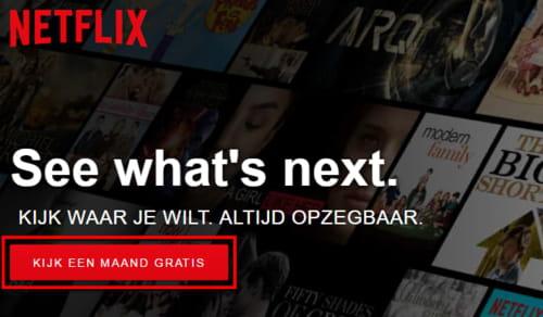 netflix 2 månader gratis