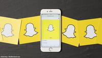 Snapchat-functie voor gezamenlijke verhalen