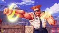 Guile vanaf nu speelbaar in Street Fighter V