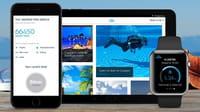 KLM-app werkt samen met Uber en Airbnb