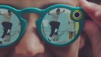 Snapchat onthult filmende zonnebril