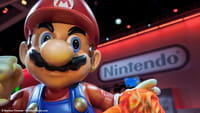 Super Mario wandelt Android binnen