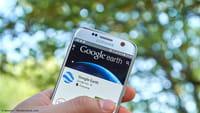 Google toont hoe de aarde verandert