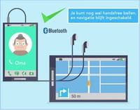 Rij Veilig app blokkeert mobiel in auto
