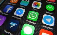 WhatsApp verwijdert blauwe linkjes