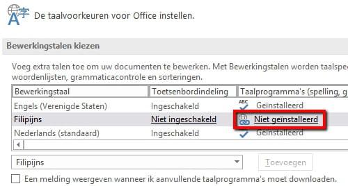 kan ik office 2010 op windows 10 installeren