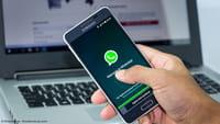 WhatsApp test met live locatie delen