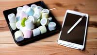 Android 6 op 1 op van de 10 smartphones