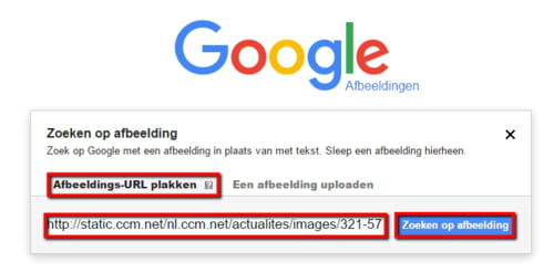 Afbeeldingen Zoeken Met Google