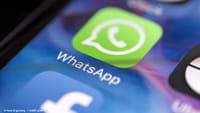 WhatsApp markeert doorgestuurd bericht