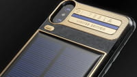 iPhone op zonne-energie onthuld
