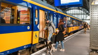 WiFi-gebruik in de trein verdubbeld