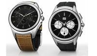 LG floot horloges terug om defect scherm
