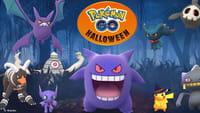 Nieuwe Pokémon tijdens Halloween-event