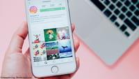 Instagram toont aangeraden berichten