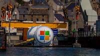 Microsoft test datacenter in zee
