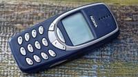 Nokia 3310 maakt comeback