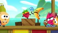 Google geeft startsein Doodle Fruit Games
