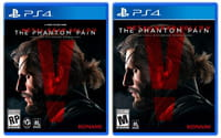 Hideo Kojima niet op boxart The Phantom Pain