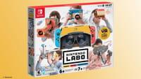 Nintendo brengt VR naar Switch-console