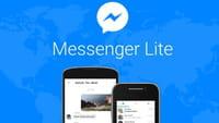 Facebook brengt Messenger Lite uit