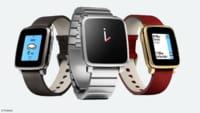 Pebble stopt met maken van smartwatches